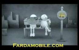 کلیپ خنده دار و جالب تبلیغاتی vodafone برای دانلود